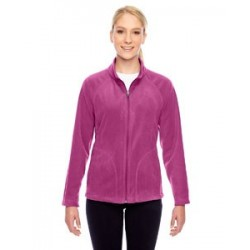 LADIES' MICROFLEECE JACKET WITH MELLING LOGO EMBROIDERED
