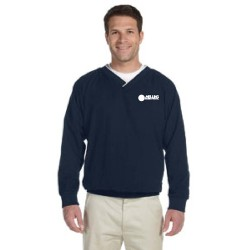 WIND SHIRT WITH MELLING LOGO EMBROIDERED